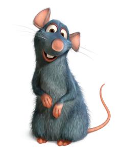 Rémy, the Ratatouille chef