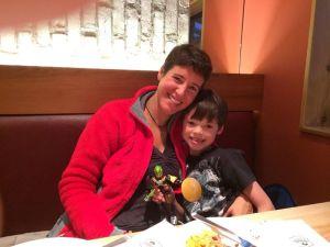 Me and Ian