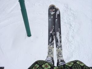 My old Dynastar skis...